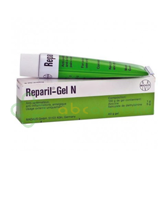 Reparil Gel N, (10 mg + 50 mg), żel, 40 g