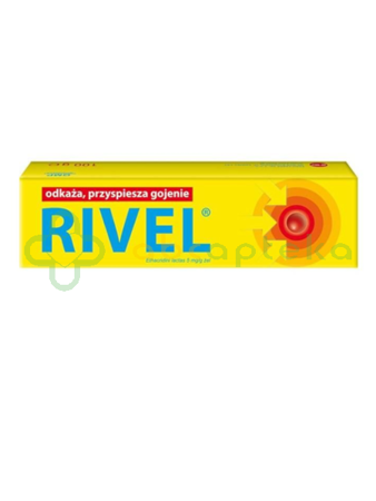 Rivel, 0,5%, żel, 30 g